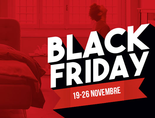 Black Friday Novembre 2018 Banner Colonna