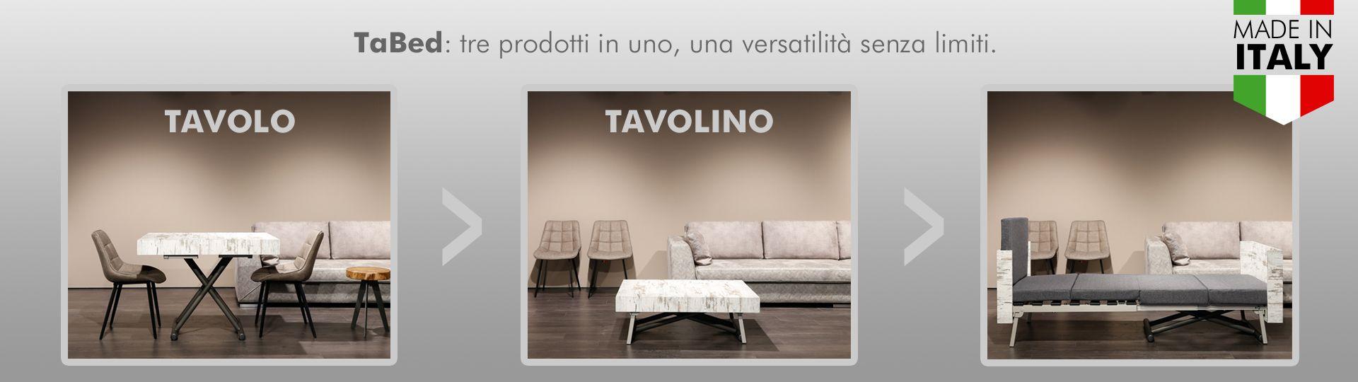 Tavolo TABED