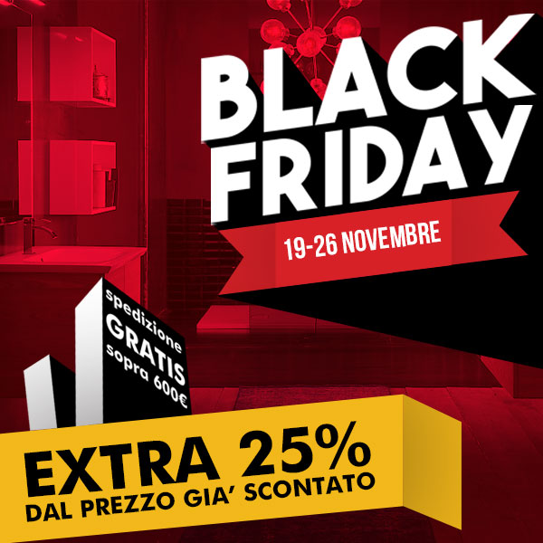 Black Friday Novembre 2018