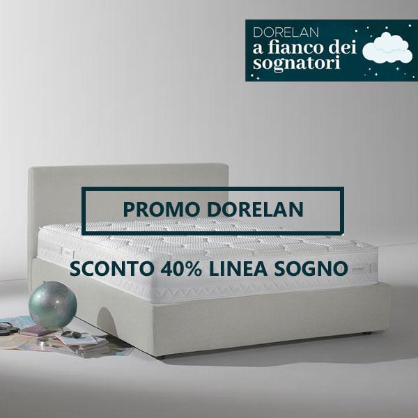 Dorelan Linea Sogno 40 off
