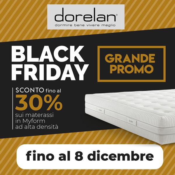 Dorelan Black Friday