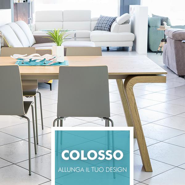 Tavolo Colosso