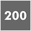 200Cm