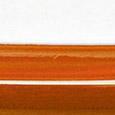 Bianco ottico lucido\Arancio trasparente