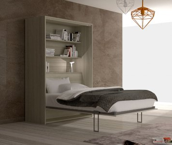 SPACE BED super single vertical P62