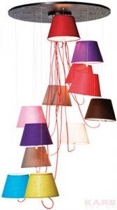 LAMPADARIO 32960 KARE DESIGN