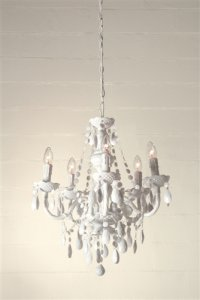 LAMPADARIO JEWEL WHITE