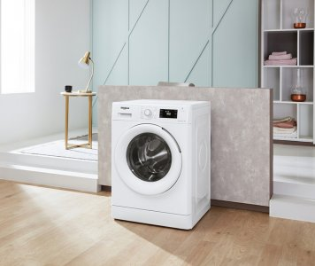 Lavatrice Whirlpool FCG826W carica frontale 8kg, classe A+++