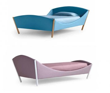 Letto Lullaby Modern Fix