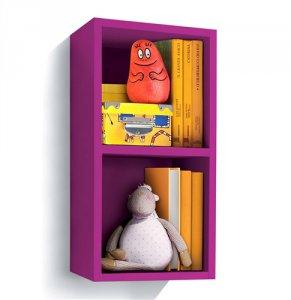 Libreria pensile cubo 1006