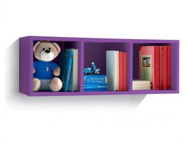 Libreria pensile cubo 1007