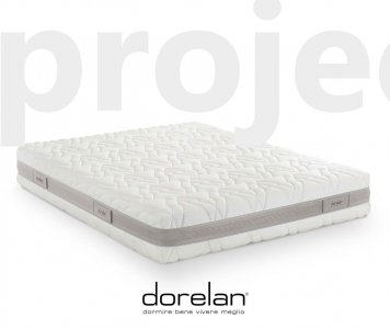 Materasso Project Myform 2021 Dorelan