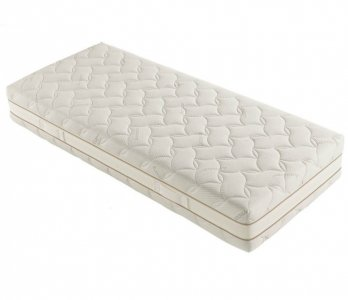 MATTRESS DUAL MEMORY removable hypoallergenic anti-mite