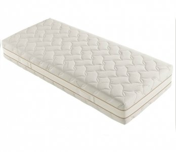 MATTRESS COMFORT MEMORY removable hypoallergenic anti-mite