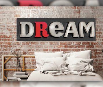 Quadro dream pintdecor
