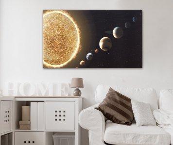 Quadro pianeti