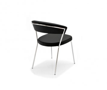 Sedia new york 1084-gu connubia calligaris