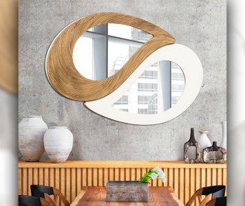 Specchiera tao bambu' pintdecor