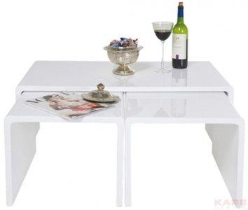 Tavolino 75897 kare design
