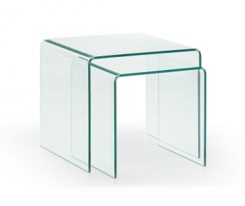 Tavolino coppia burano