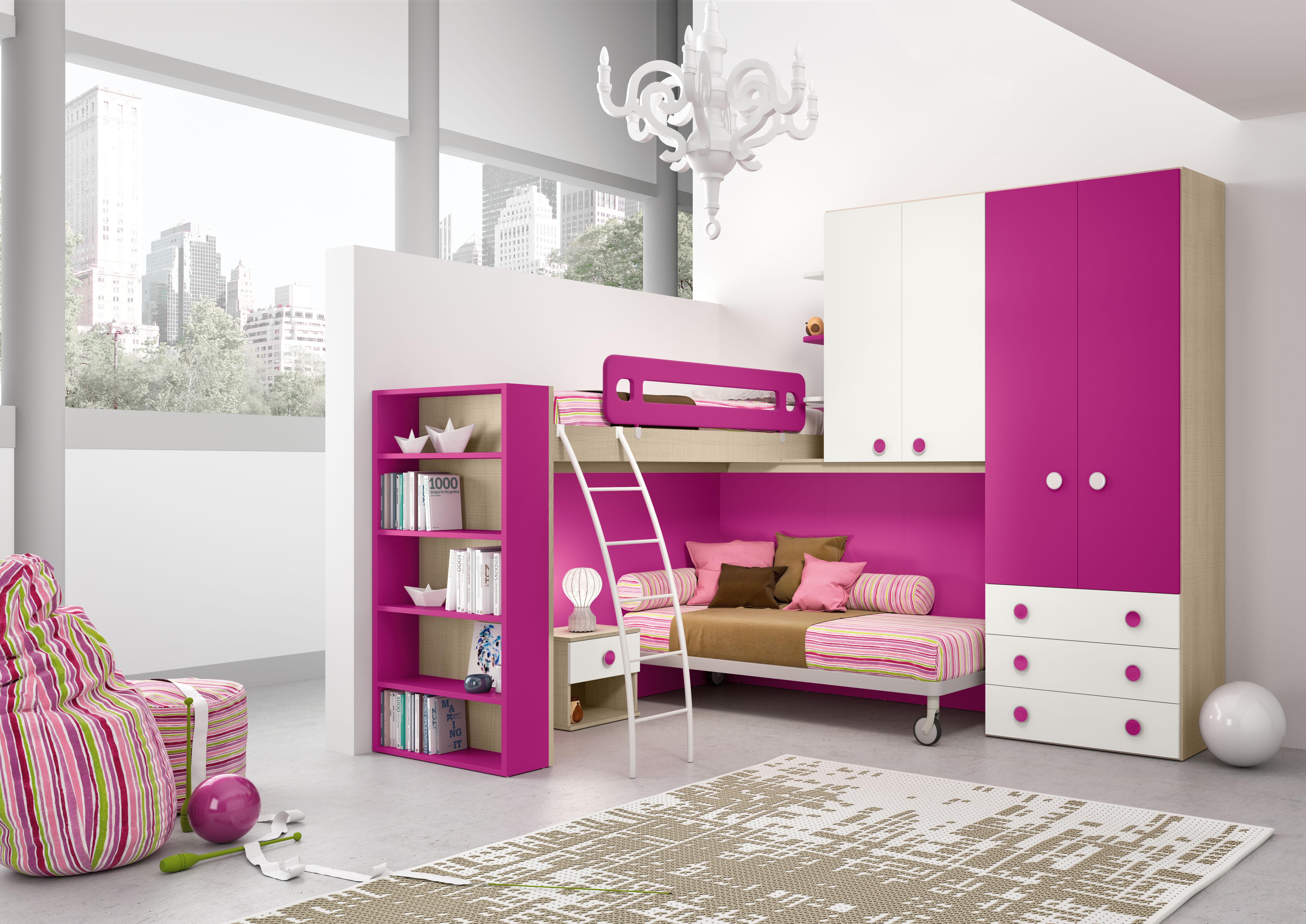 Camerette Da Principessa ~ idee di design per la casa