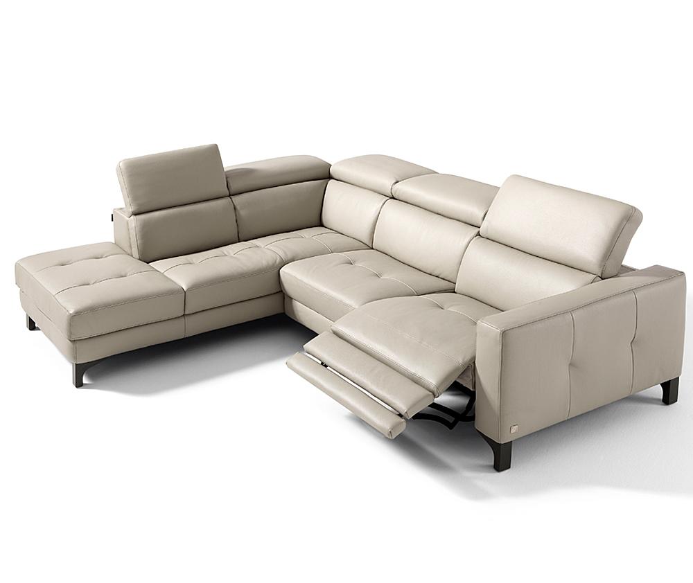 divano matt 2 pelle 3 posti