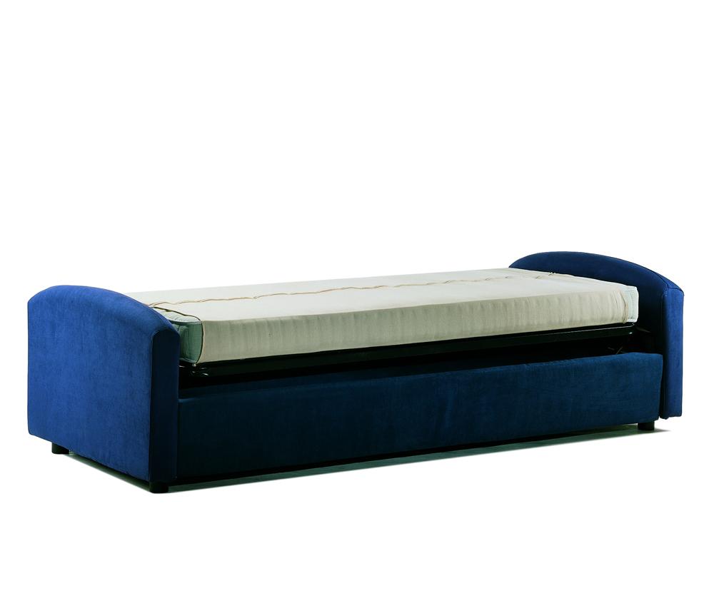 Stunning trasformare letto singolo in divano with - Trasformare letto in divano ...
