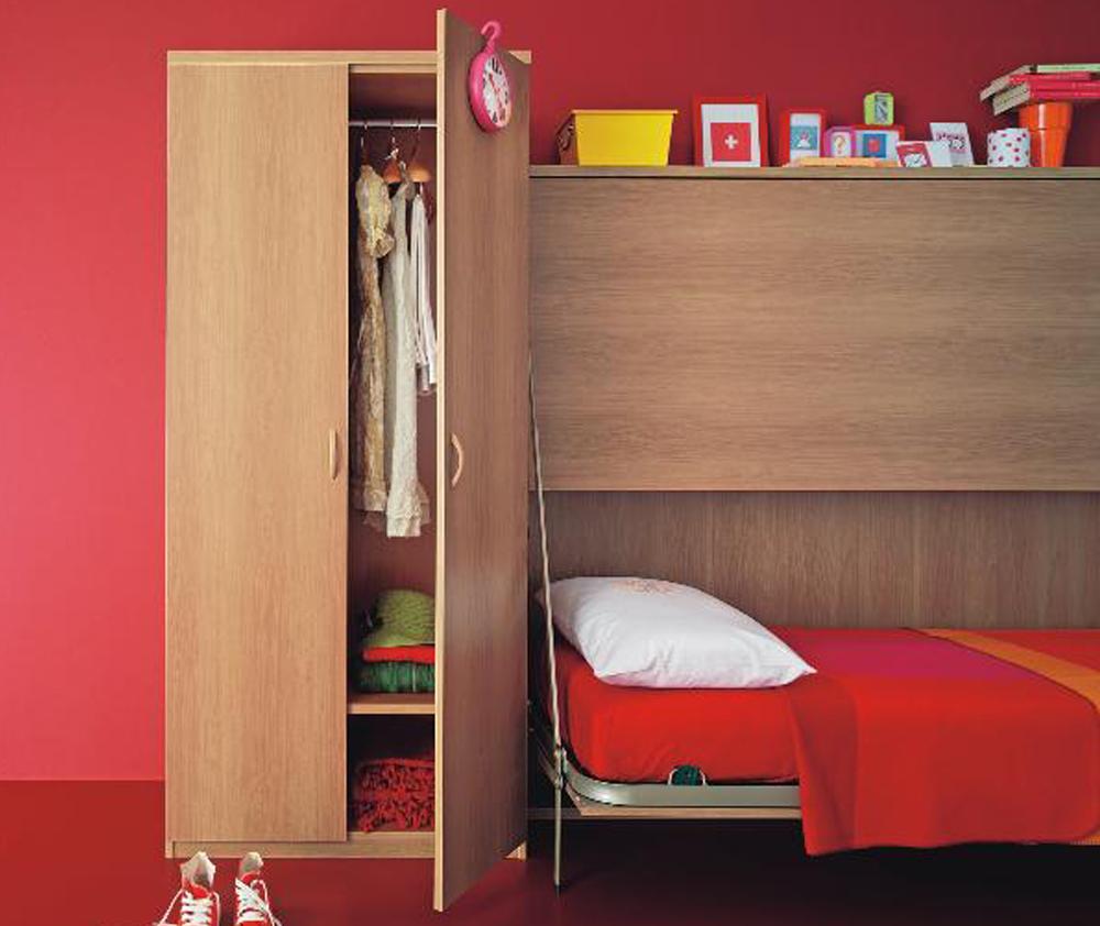 Costruire un letto a scomparsa costruire un letto - Costruire letto a scomparsa ...