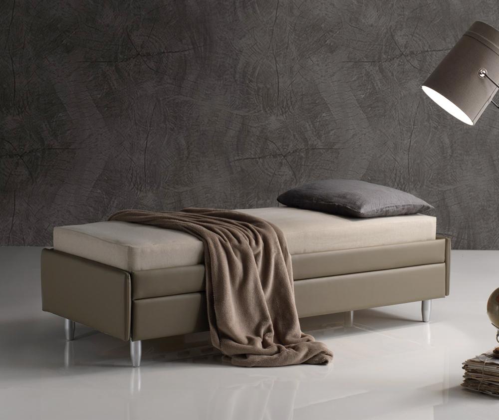 Divano letto trasformabile letto castello alexis basso for Letto a castello basso