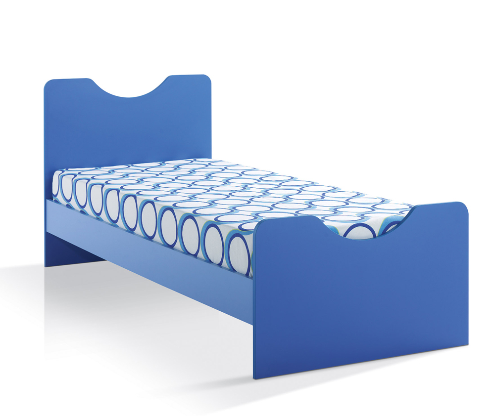 Awesome struttura letto singolo pictures acrylicgiftware - Struttura letto singolo ikea ...