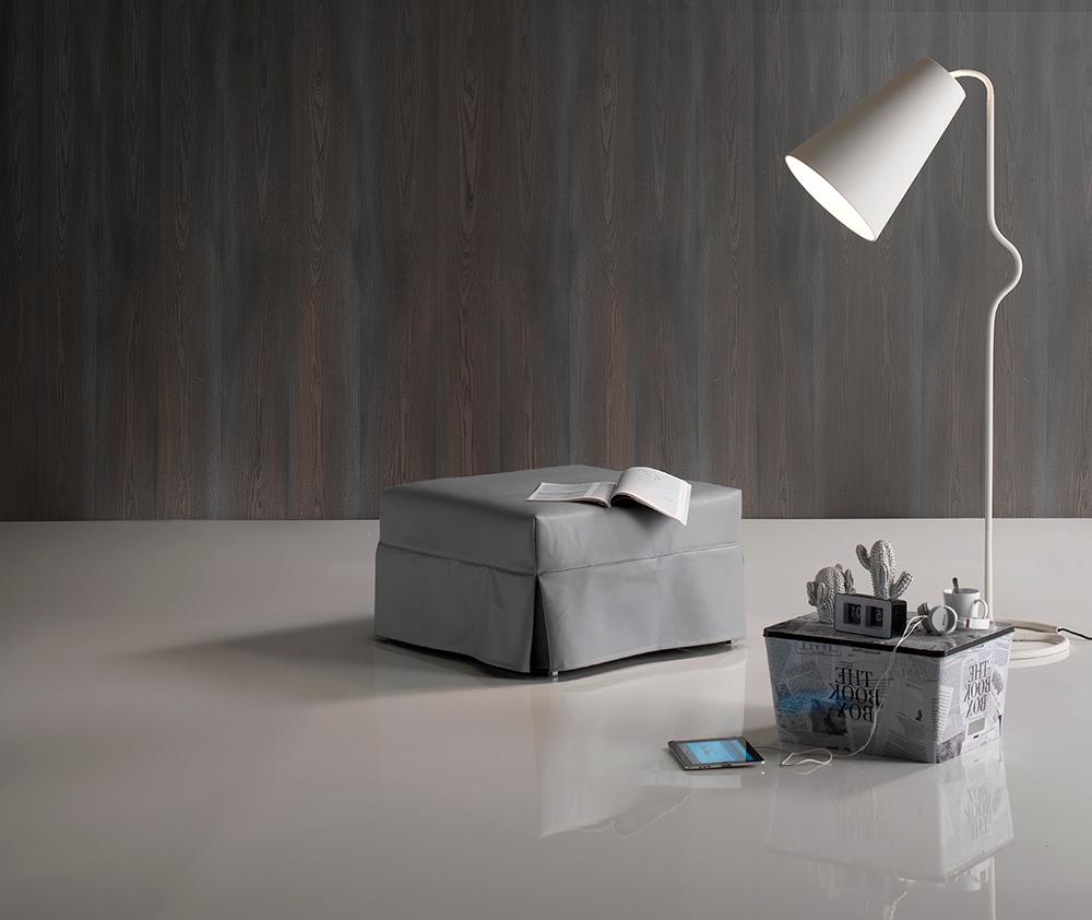 Pouf trasformabile in letto pouf letto per esterno - Pouf trasformabile letto ikea ...