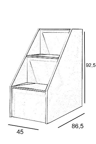 Disegno Idea » Scale Per Letti A Castello - Idee Popolari per il Design Moderno della Camera da ...