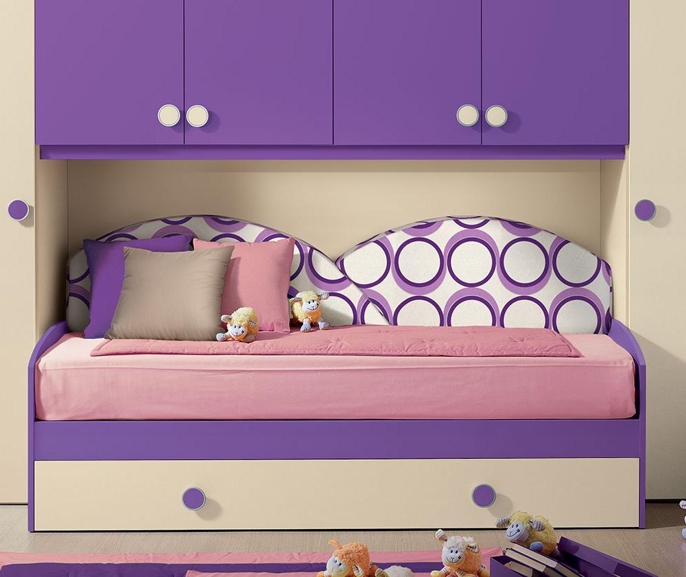 Schienale per divano letto canonseverywhere - Cuscini per spalliera letto ...