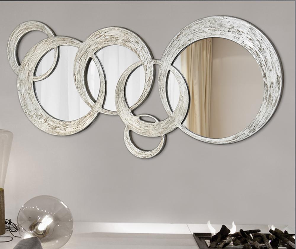 Specchio circles pintdecor - Oggettistica moderna per la casa ...