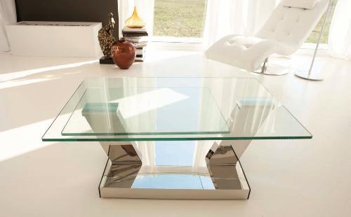 Tavolini Da Salotto Calligaris Prezzi.Tavolo Rotondo Vortex Calligaris Miglior Prezzo Mondini