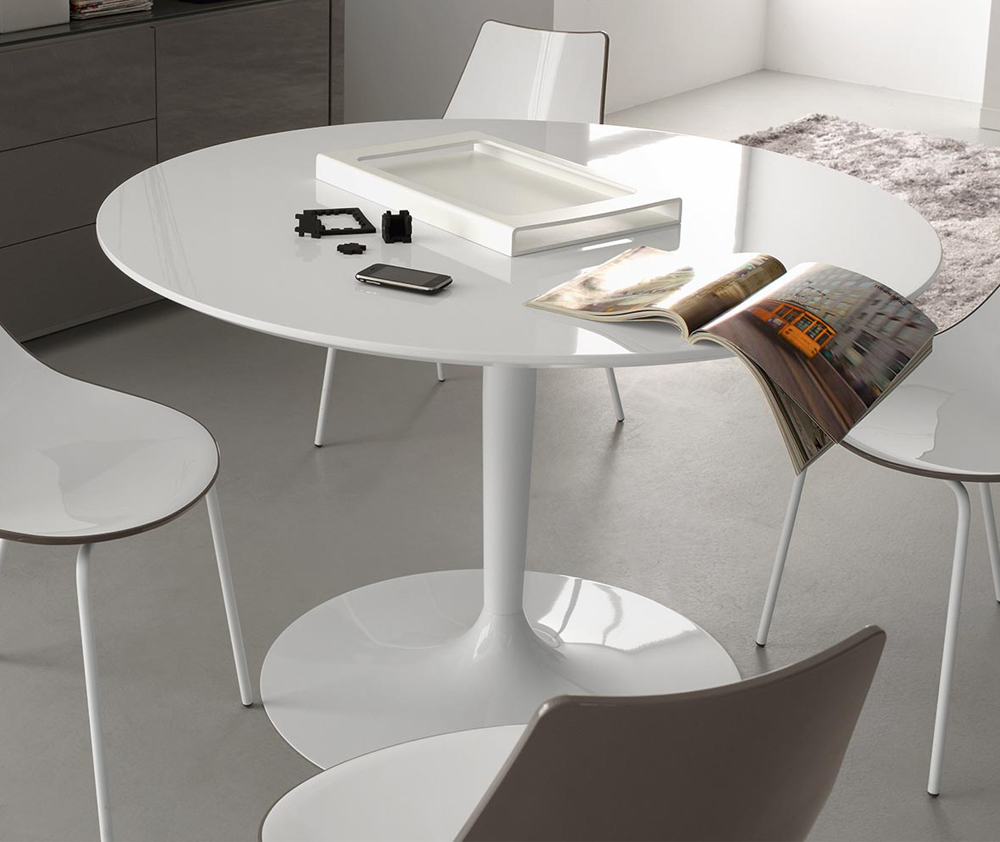 Tavolo planet connubia calligaris for Calligaris tavolo connubia