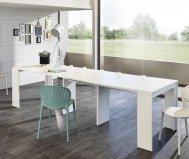 Table console pinocchio