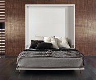 SPACE BED double bed vertical P39