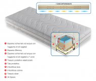 ECO-MEMORY MATTRESS removable