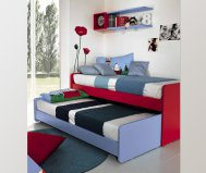 Sliding bed New Roll for kids' rooms - made in Italy - Gardinistore