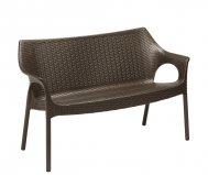 Divano da esterno scab design - olimpo sofa
