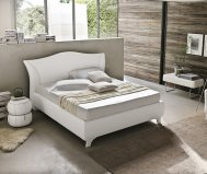 Letto Target Point matrimoniale con giroletto - Gardinistore