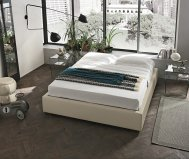Letto sommier giroletto
