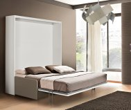 SPACE BED SOFA double bed vertical P39
