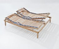 Rete Ortopedica in legno mod.Tevere Manuale