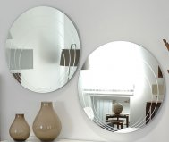 Specchio lune connubia calligaris