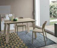 Tavolo allungabile ares legno