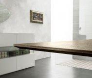 Tavolo croce legno